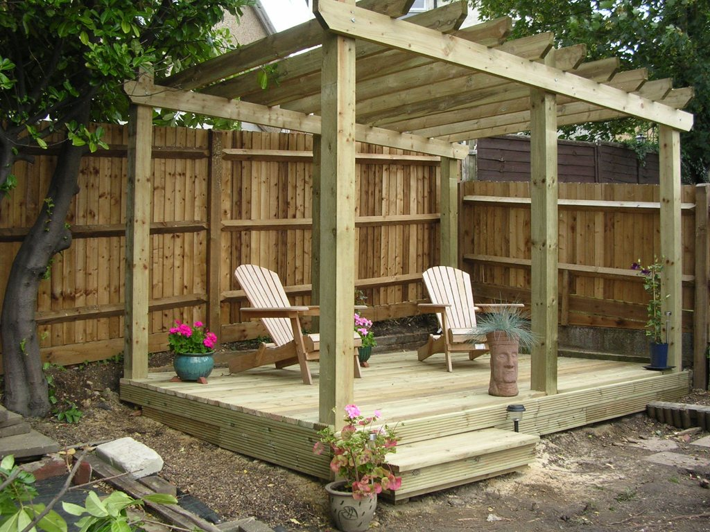 Fencing Decking And Pergola AG